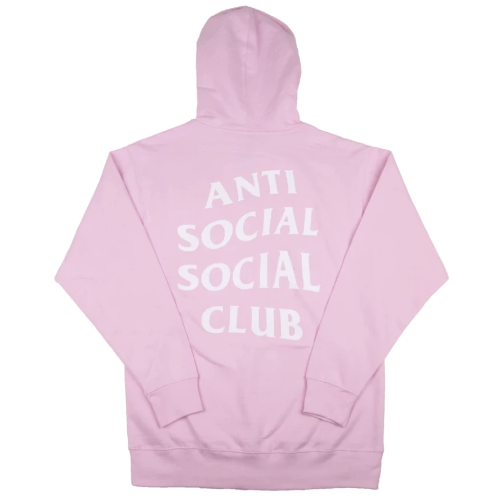 ANTI SOCIAL SOCIAL CLUB KNOW YOU ZIP HOODIE