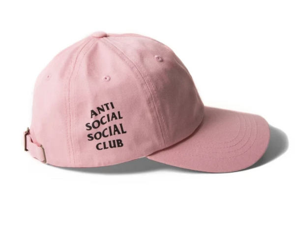 ANTI SOCIAL SOCIAL CLUB GET WEIRD CAP