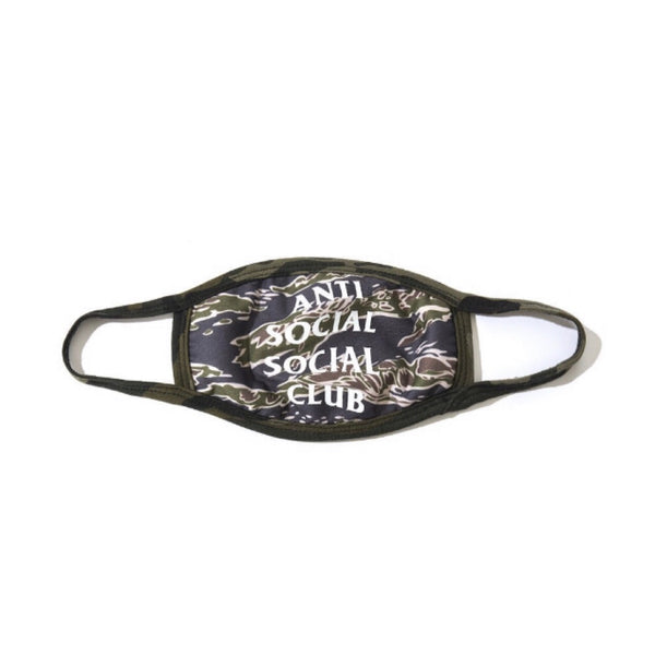 ANTI SOCIAL SOCIAL CLUB TIGER WOODS FACEMASK