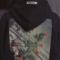 FOG PHOTO REFLECTIVE HOODY
