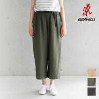 GRAMICCI LINEN COTTON BALLOON PANTS GLP-20S034