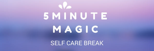 Harmony's Magic 5 Minute Practice to Change Your Life (one little step at a time:)