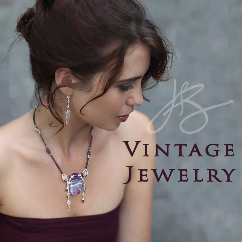 First Friday Vintage Jewelry