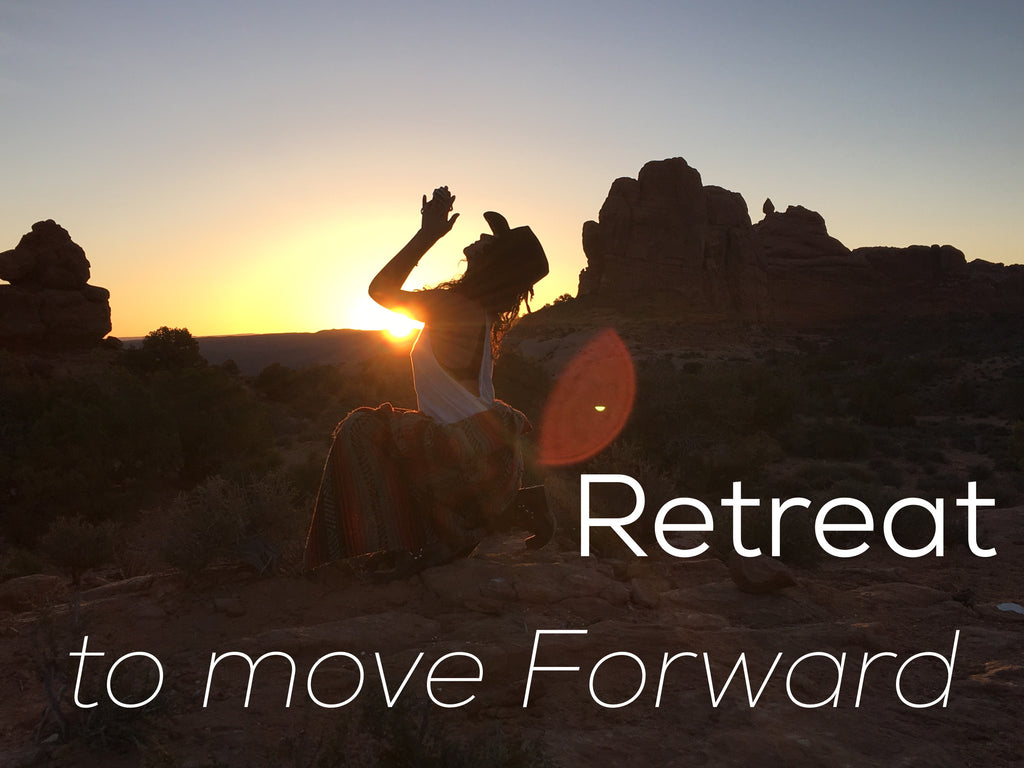 Retreat to Move Forward