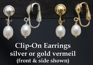 Clip On Earring Example