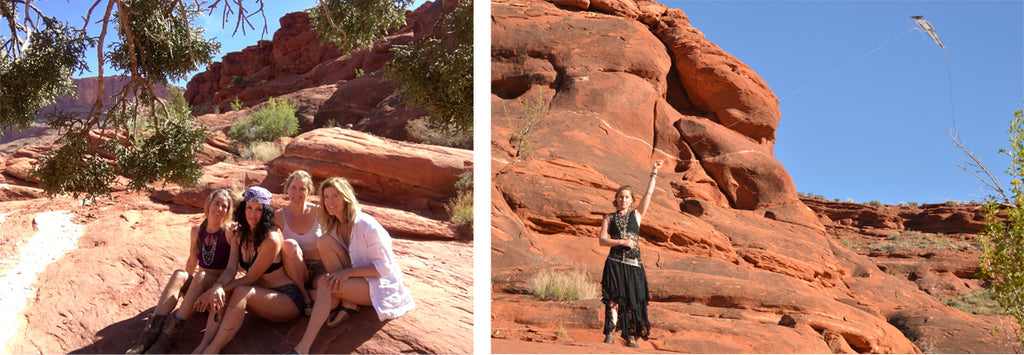 Women's Retreat in Moab
