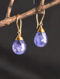 Nightingale 18KT Drop Earrings