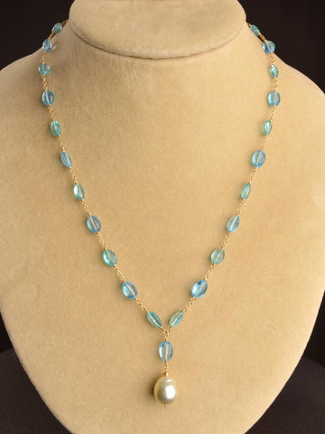 Calm Seas 18kt Necklace