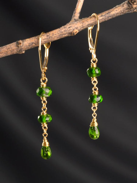Medeina 18kt Earrings