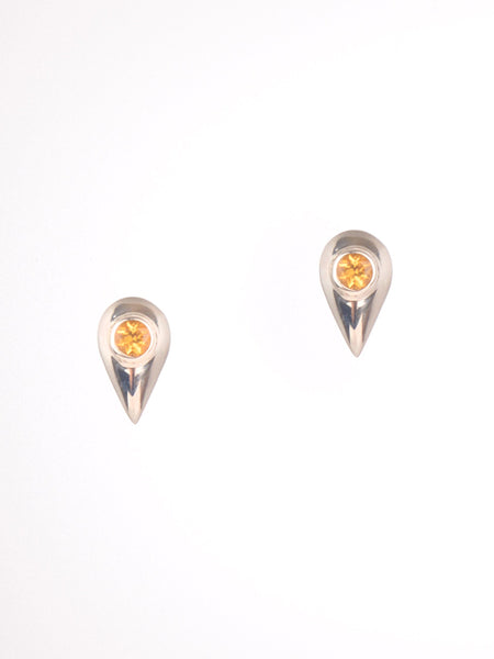 Small Gemstone Studs