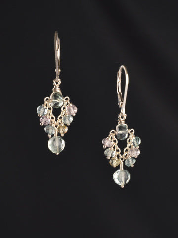 Galene Trapeze Earrings