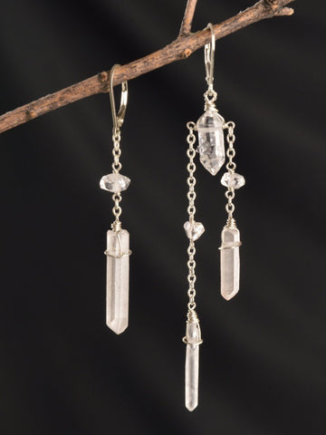 Priestess A-Symmetrical Earrings