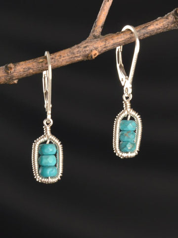 Devi Framed Earrings