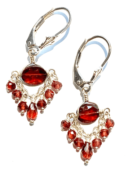 Desire Trapeze Earrings
