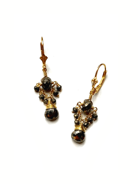 Starseed Trapeze Earrings