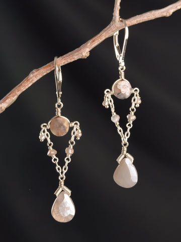 Moondance Trapeze Earrings