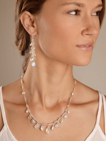 Ethereal Drop Necklace