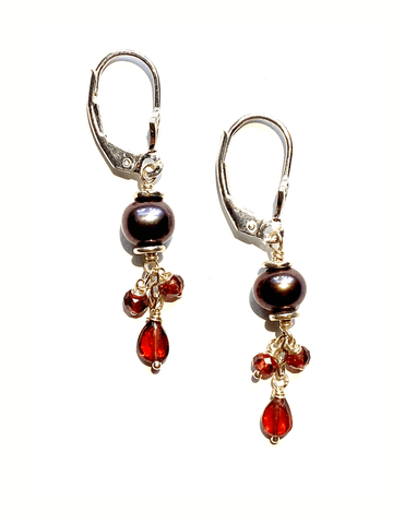Desire Cluster Earrings