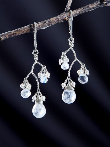 Ethereal Branch Earring