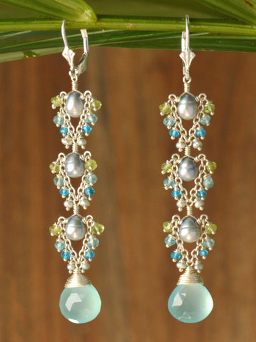 Devana Chandelier Earrings