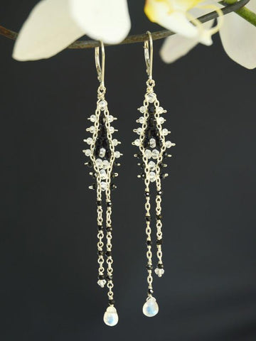 Transformation Long Earrings