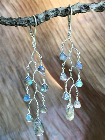 Dream Branch Earrings