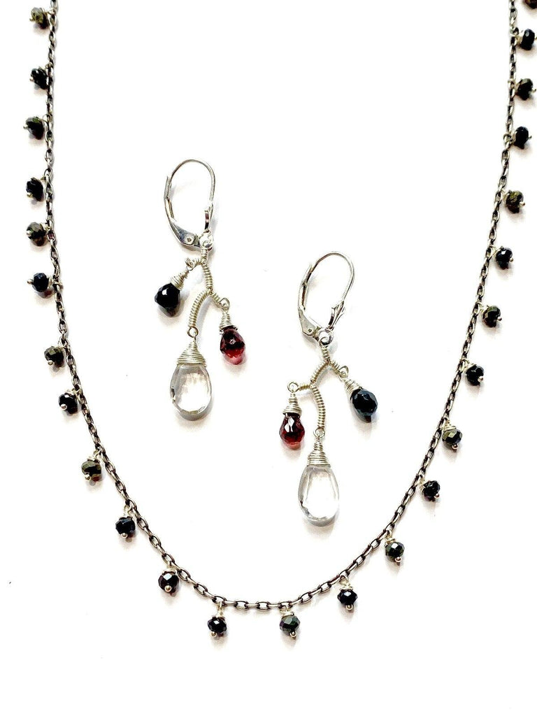Sterling Silver Desire Night Gift Set