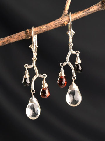 Desire Branch Earrings