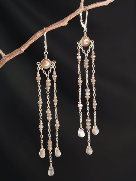 Moondance Dangle Earrings