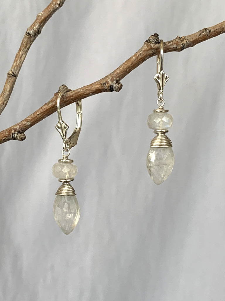 Ethereal Stacked Earrings