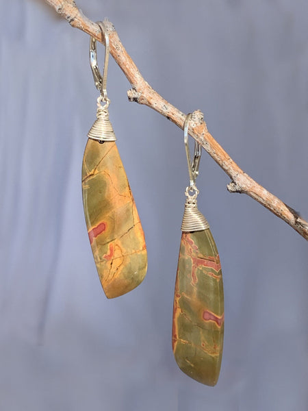 Red Creek Earrings