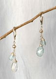 Aquamarine Simple Gift Set