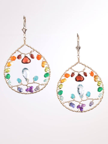 Paradise Garden Earrings