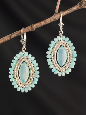 Kalani Mandala Earrings