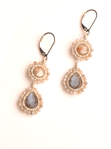 Moondance Mandala Earrings