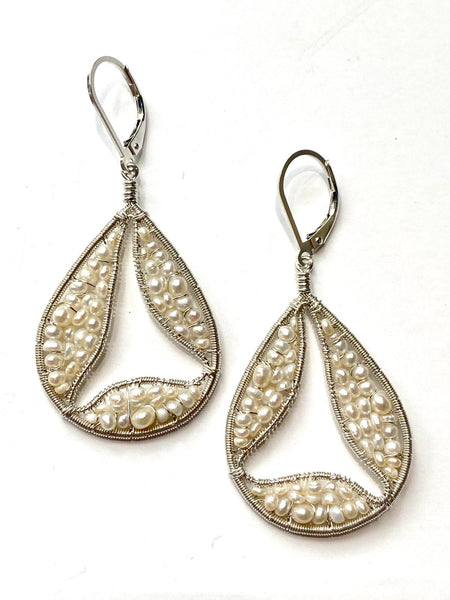 Shoreline Woven Earrings