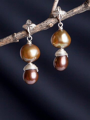 Jupiter Wrap Earrings