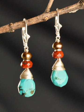 Sacred Wrap Earrings