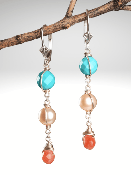 Compassion Wrap Earrings