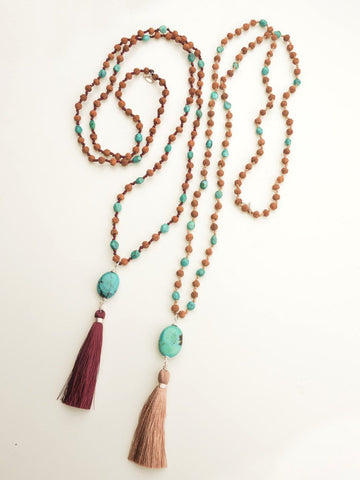 Devi Mala Necklace