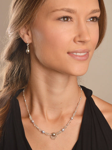 Galene Single Strand Necklace