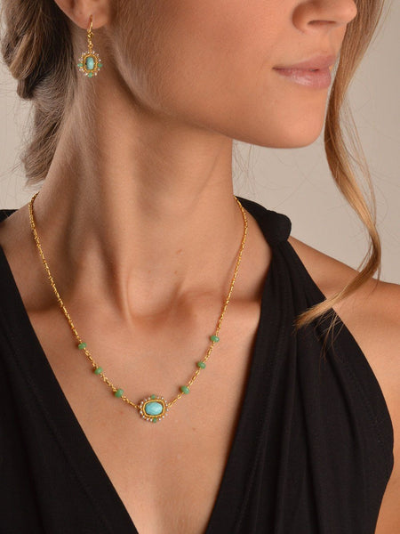 St. Tropez Simple Necklace