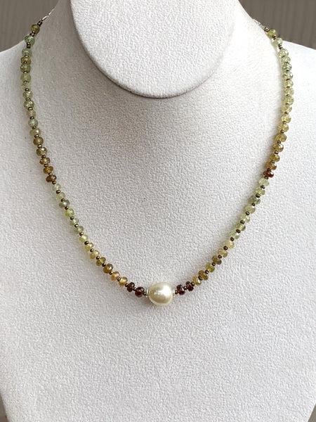 Ceres South Sea Necklace