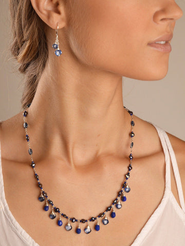 HARMONY ORIGINAL Asteria Drop Necklace