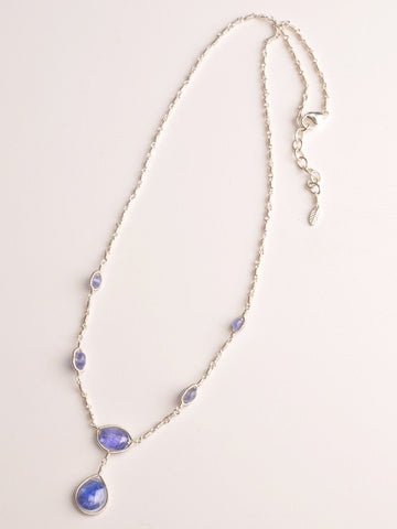 Nightingale Tanzanite Necklace