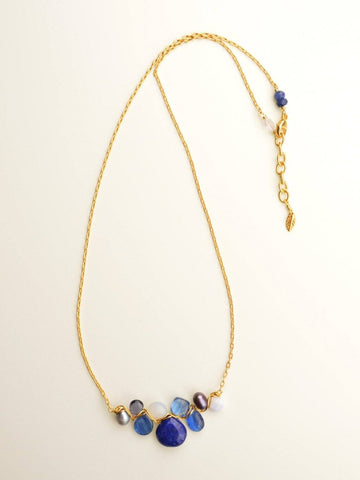 Asteria Briolette Necklace