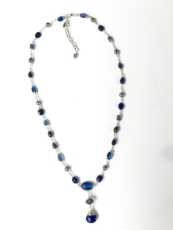 Asteria Y Necklace