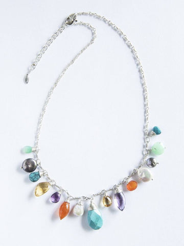Cosmic Girl Drop Necklace