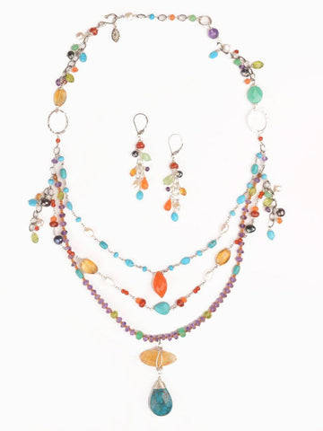 Cosmic Girl Multi Way Necklace