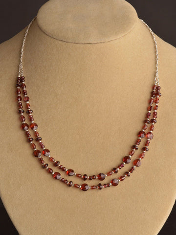 Desire Double Strand Necklace